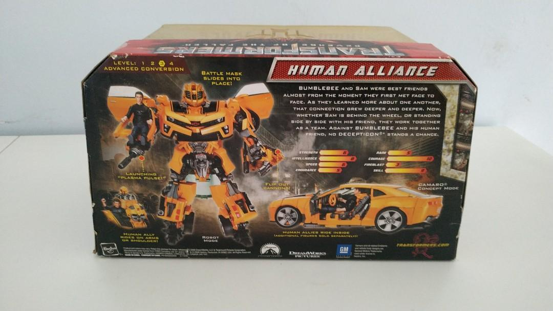 bumblebee transformer toy #transformer #toy