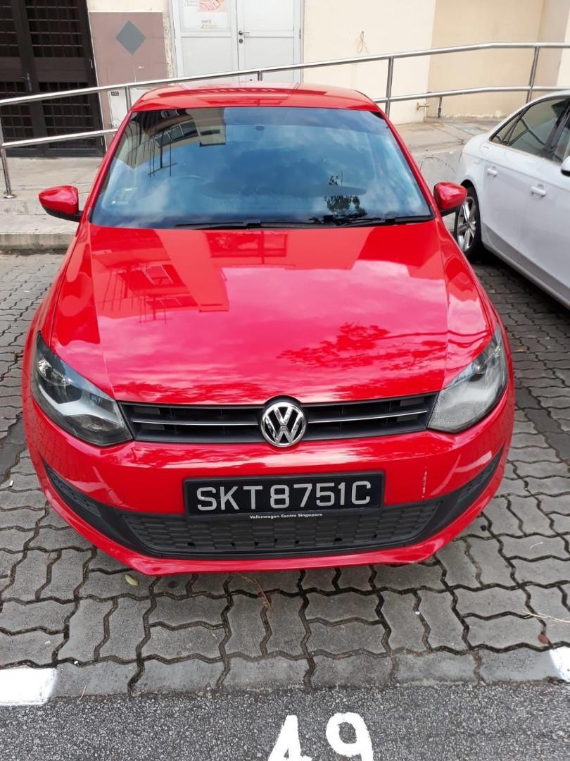 Car Rental Volkswagen Polo 1.4A