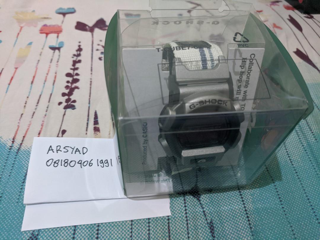 Casio G-Shock DW-003C-7T Original Jepang Vintage