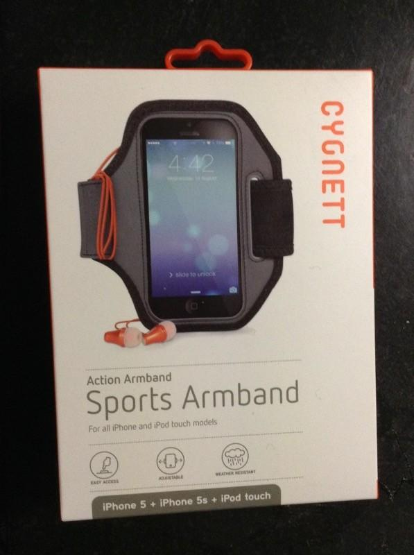 Cygnett Armband / iPhone 5/5s/SE / Brand New In Box