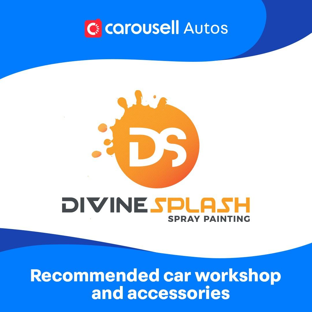 Divine Splash - Recommended car workshop and accessories