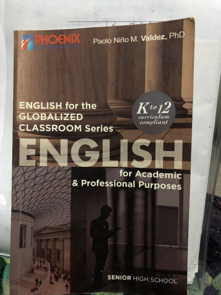 English for the Globalized Classroom Series - English for Academic & Professional Purposes (Phoenix Publishing)