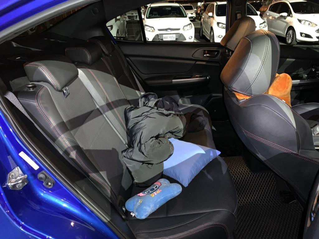 【FB搜尋桃園阿承】速霸陸 超人氣WRX跑4萬 2015年 2.0 藍色 二手車 中古車