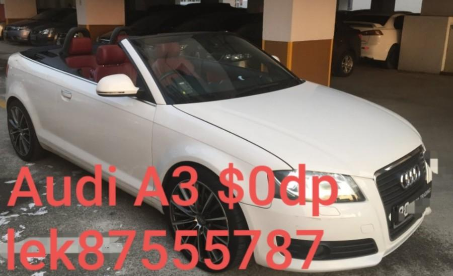 For sales only Audi 3 convertible