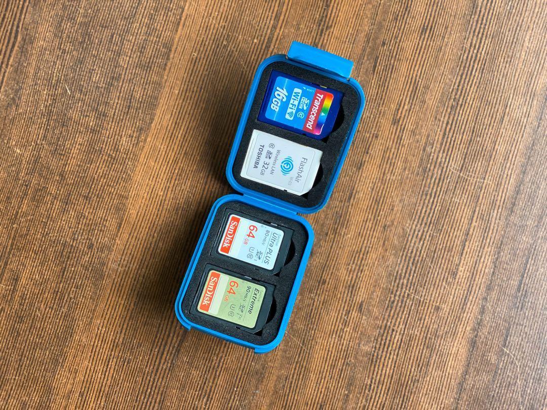 HAKUBA SD卡 記憶卡收納盒