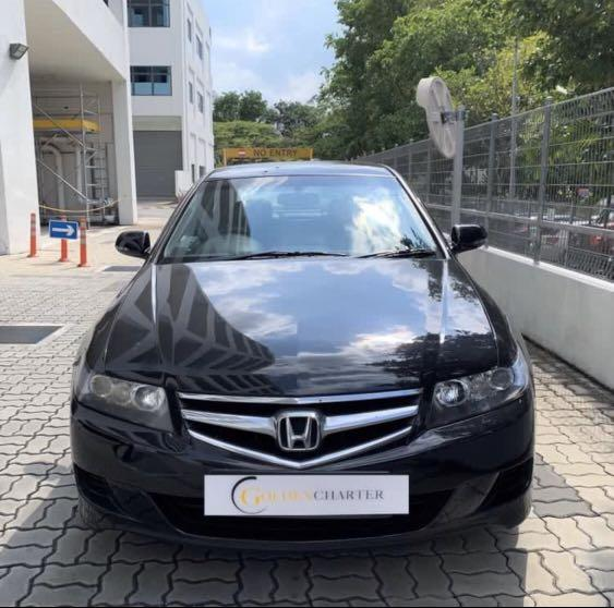 Honda Accord JDM For Rent! Gojek rebate|Personal Use!