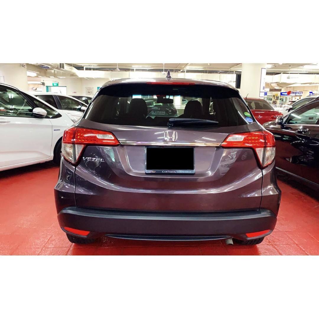 Honda Vezel 1.5 X i-VTEC (Sensing) Auto