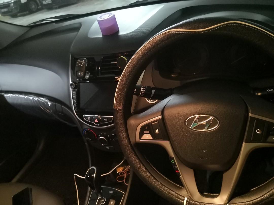 Hyundai Accent OPC Auto