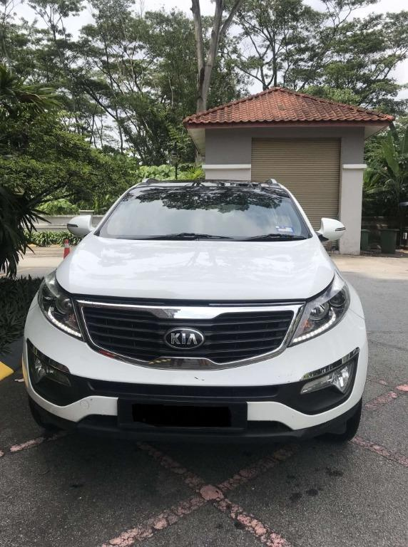 Kia Sportage 2.0 Very Low Mileage 34k Only ! on the road 2015