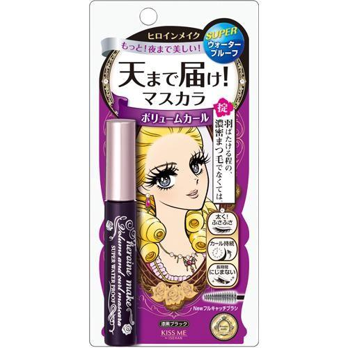 Kiss me Heroin make Volume and Curl Mascara Japanese