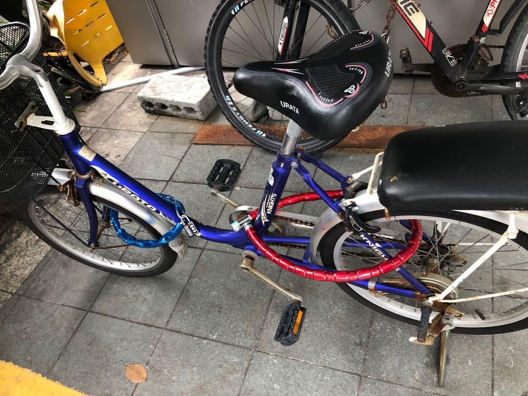 Ladies urata brand bicycle