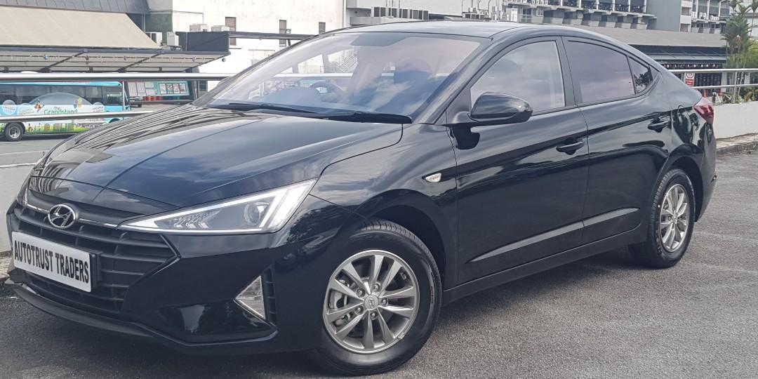 Lease to own Hyundai Avante
