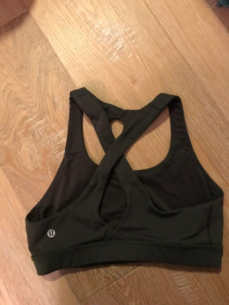 Lululemon sports bra size 6 like new MUST GO TODAY!