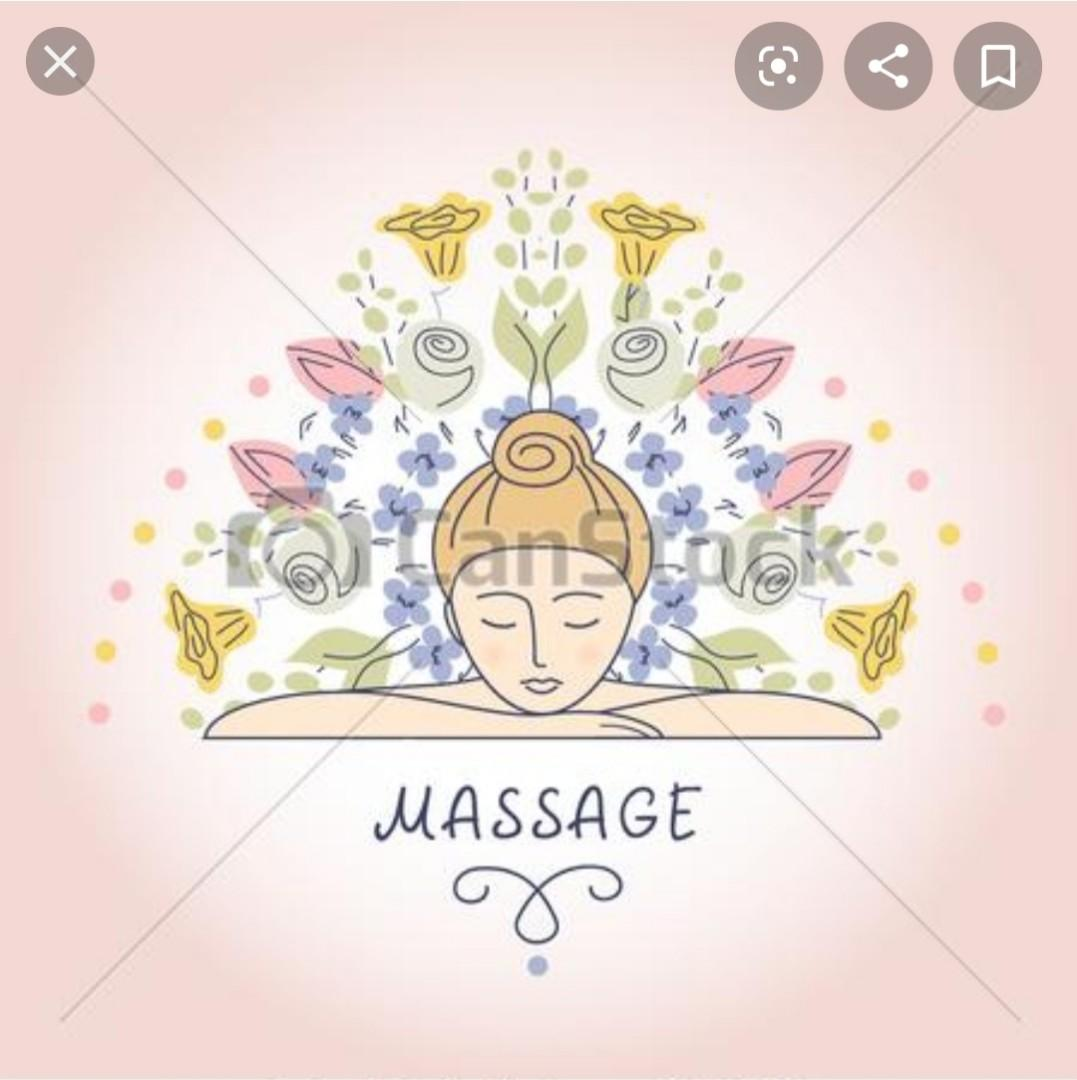 massage service 1 hour $35 only female