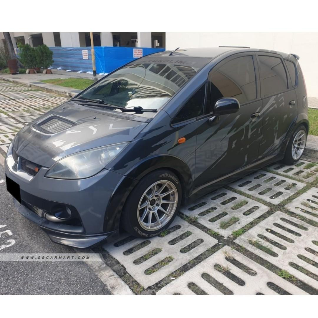 Mitsubishi Colt 1.5 MIVEC Turbo Ralliart Version R Auto