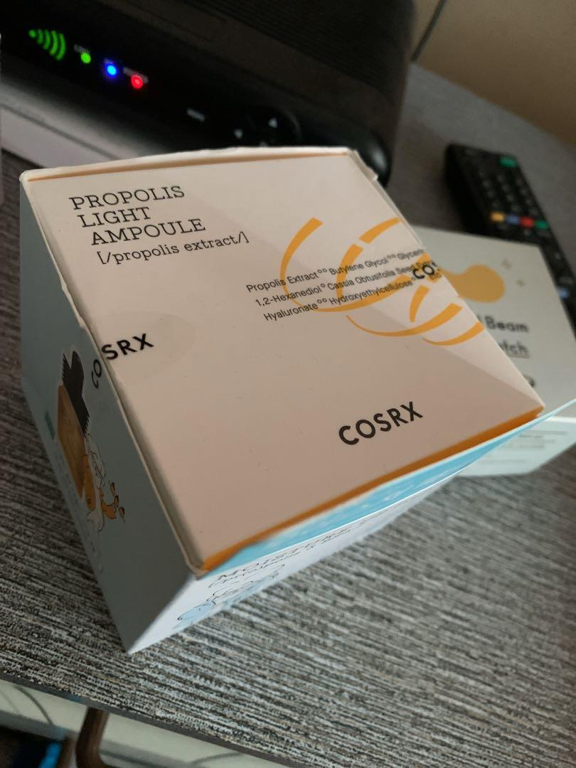 New and Gently Used Korean Skincare Products (COSRX)