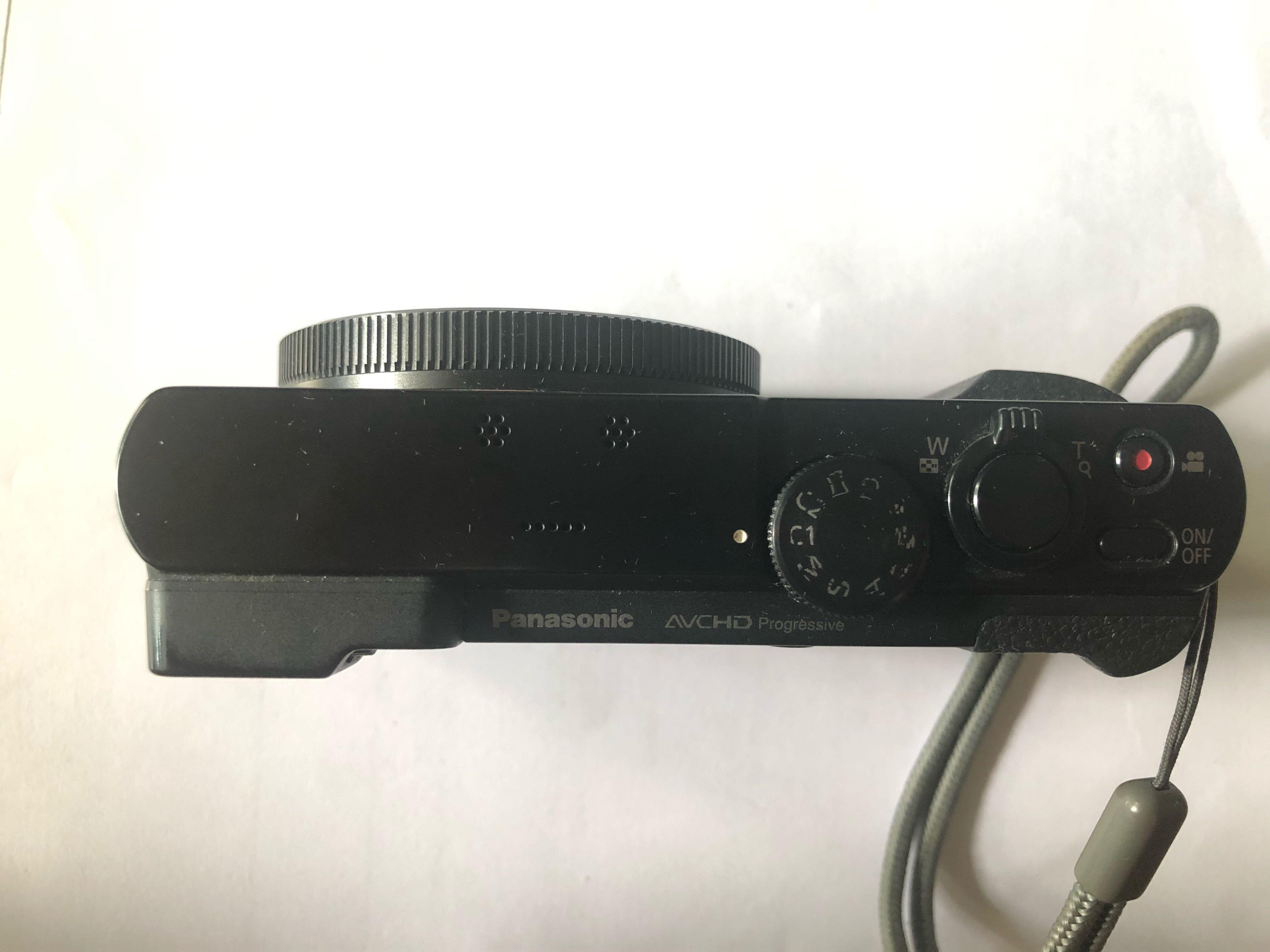 Panasonic Leica camera