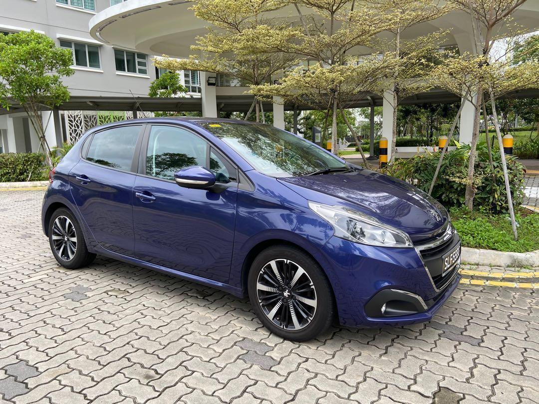 Peugeot 208 1.2 Puretech EAT6 Active Hatchback (A)