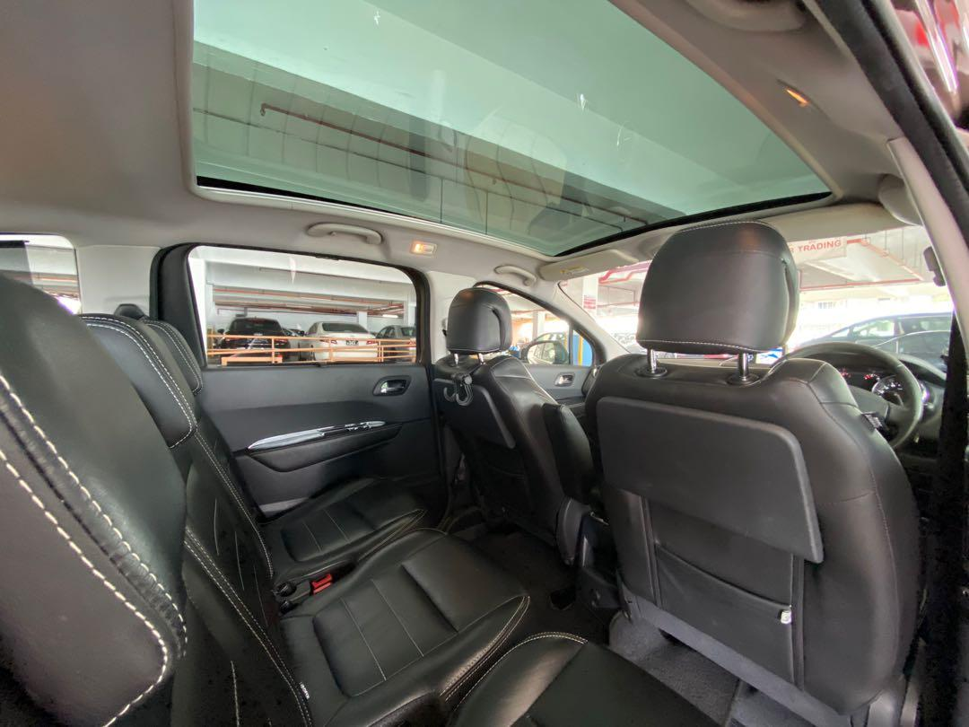 Peugeot 5008 1.6 e-THP Active 7-Seater (A)