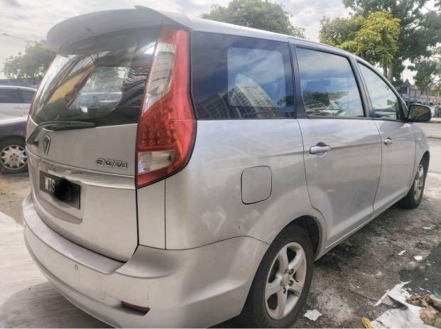 Proton Exora 1.6 High Line (A) dvd leather 1 owner