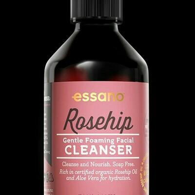 Rosehip Gentle Foaming  Facial Cleanser Pump Pack 140ml