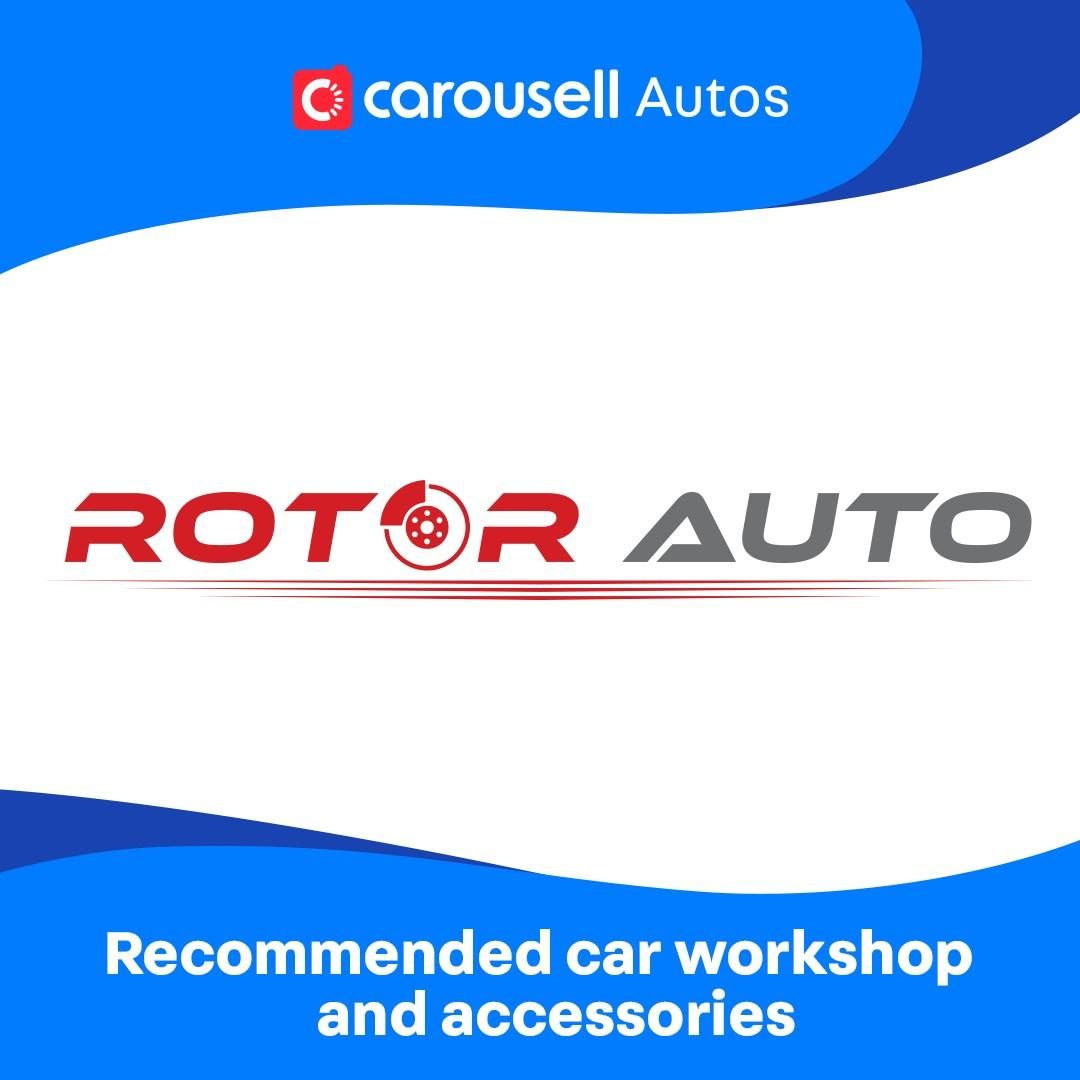 Rotor Auto - Recommended car workshop and accessories