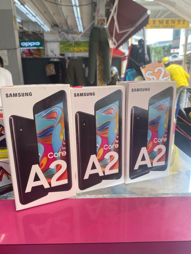 Samsung A2Core