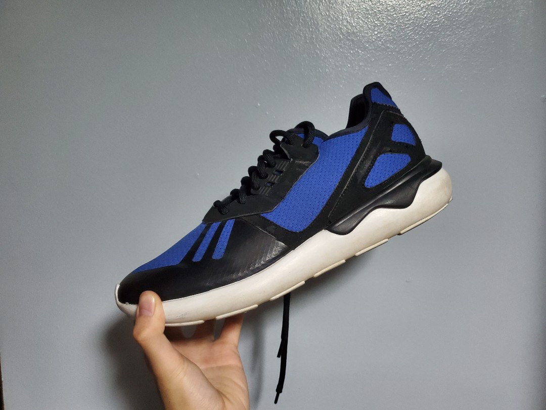 Messo a punto pagamento Vertice  STEAL! Adidas Tubular Runner Blue Size 11, Men's Fashion, Footwear,  Sneakers on Carousell