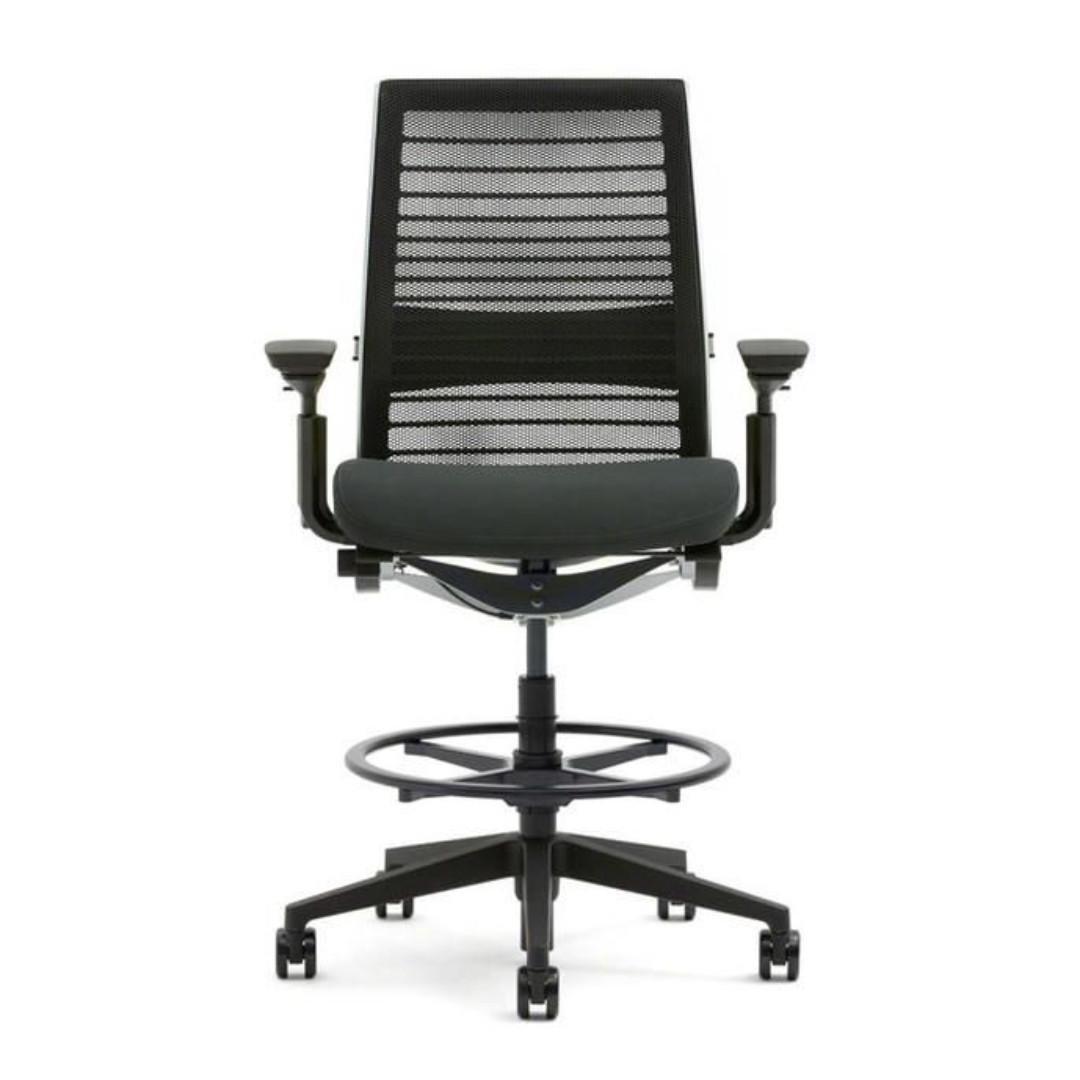 Steelcase think drafting chair