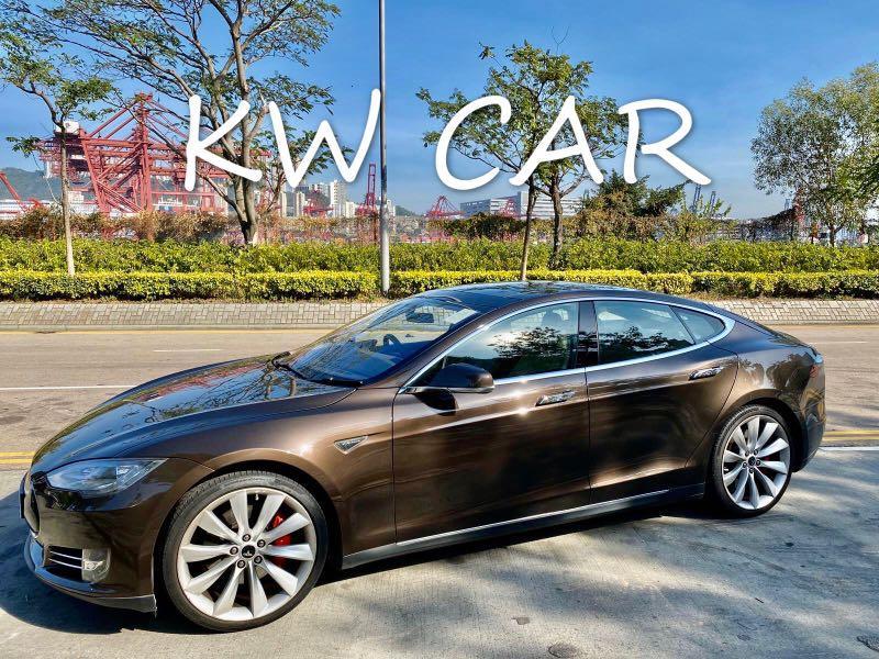 Tesla Model S 租車 日租