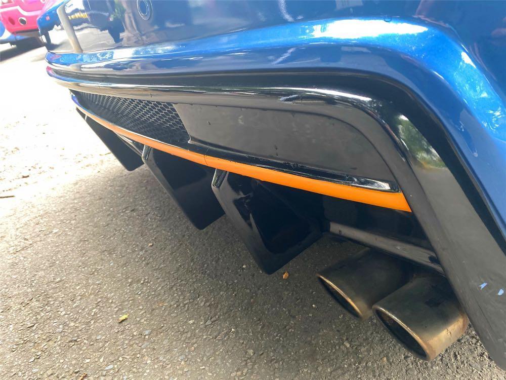 Toyota Alits 14 藍 全車精品