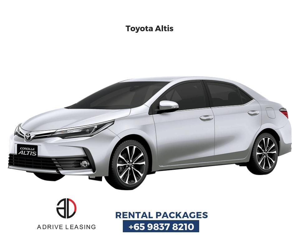 Toyota Corolla Altis 1.6A (2016)