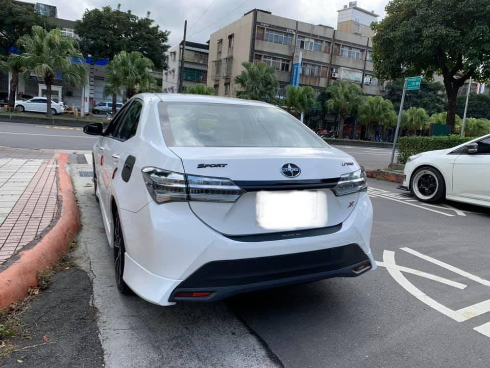 Toyota X版