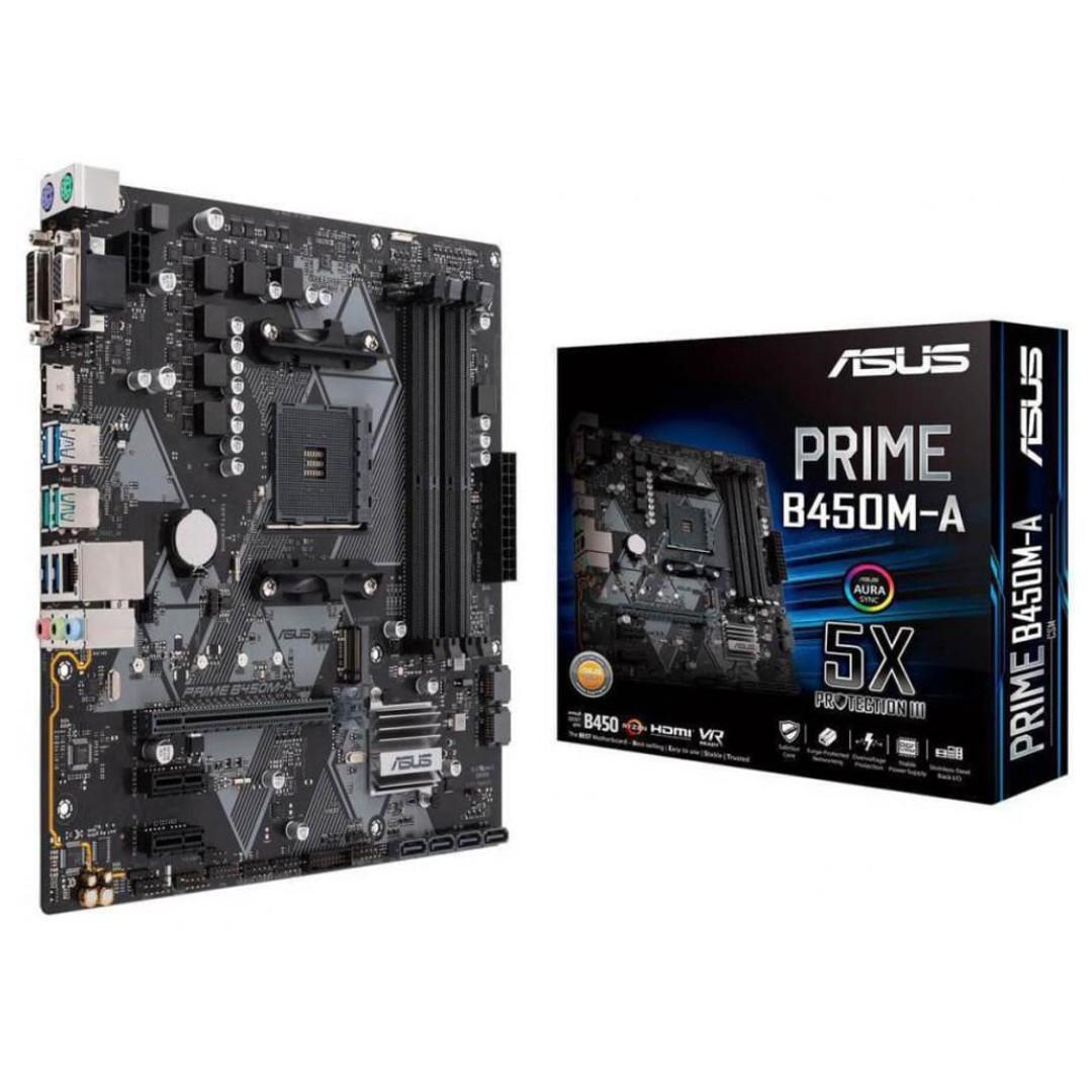 Viiper PC Bundle Promo ASUS PRIME B450M-A + AMD 3400G