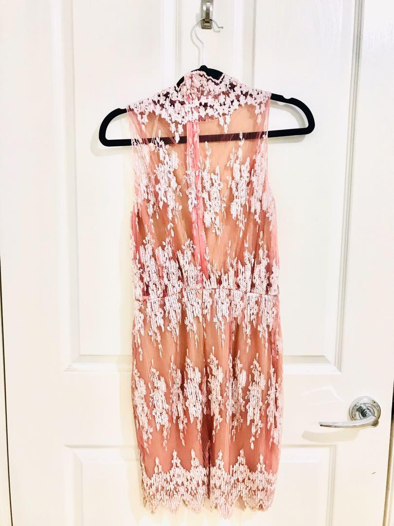 """Winona """"Farrah Short Dress"""" (Pink) *RRP: $270* BRAND NEW WITH TAGS"""