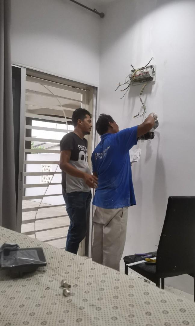 Wiring Checking Electrical/Air Conditioner Services
