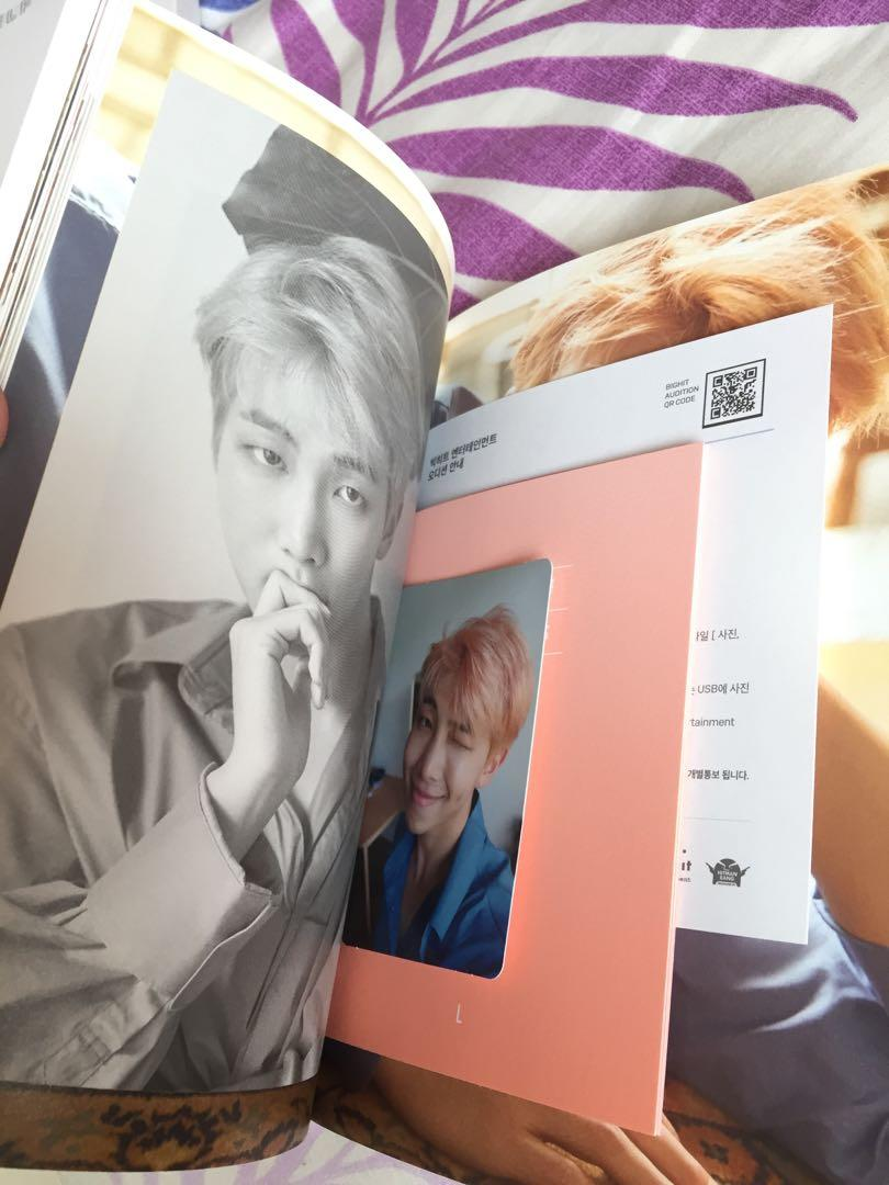 WTS BTS Love Yourself Her Album Version L (Namjoon's pc)