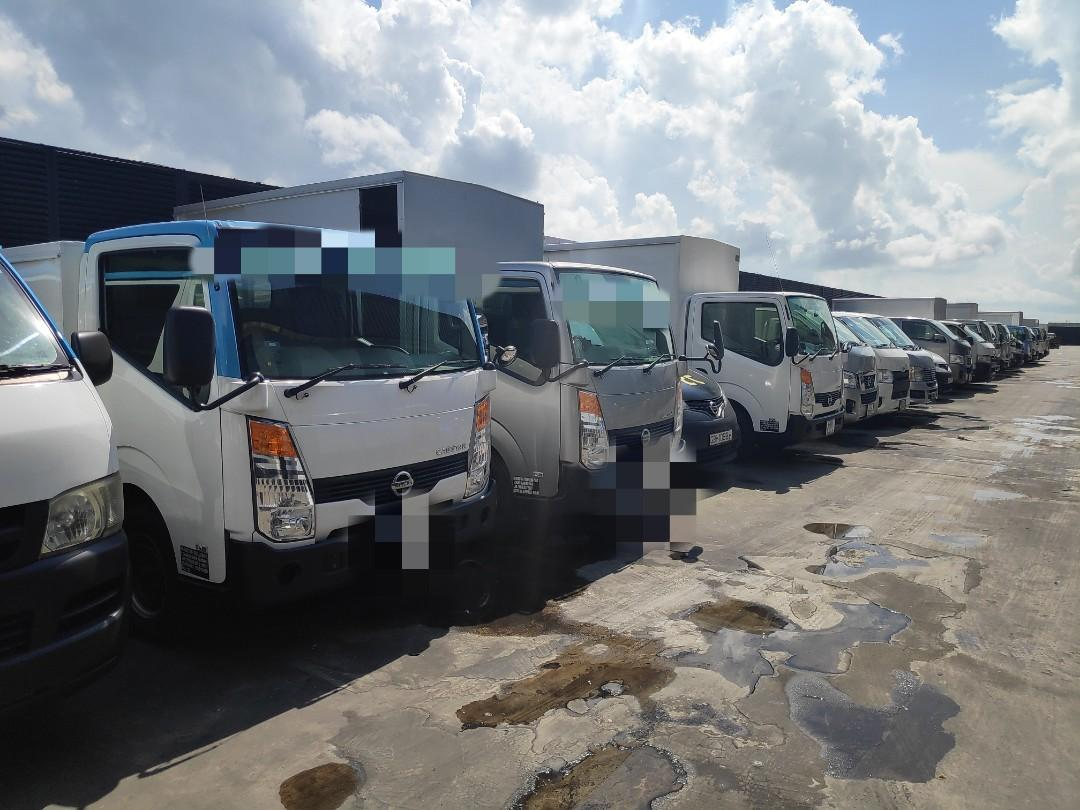 YEAR END PROMO!! Commercial vehicles for rent!