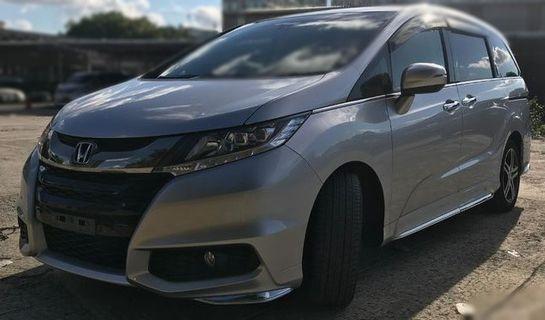 Jc car 2015年 Honda Odyssey 2.4L APEX頂級七人座 雙電滑門 超多配備 安全舒適 優質休旅