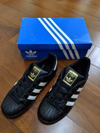 Adidas 金標貝殼鞋