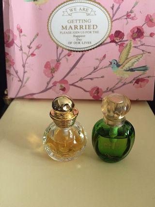 香水(2瓶)