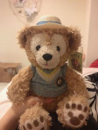 2014春季限定絕版Duffy坐姿