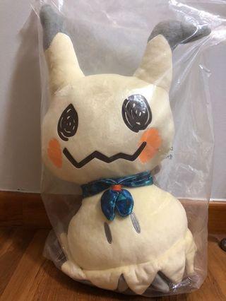 Pokemon mimikkyu's night camp prize B