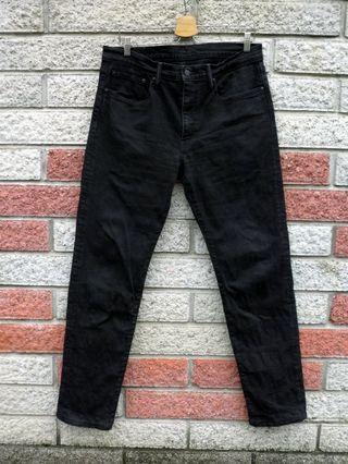 Levis 502 Taper 二手牛仔褲- 正品 上寬下窄-(LEVIS 29507-0162)-W34