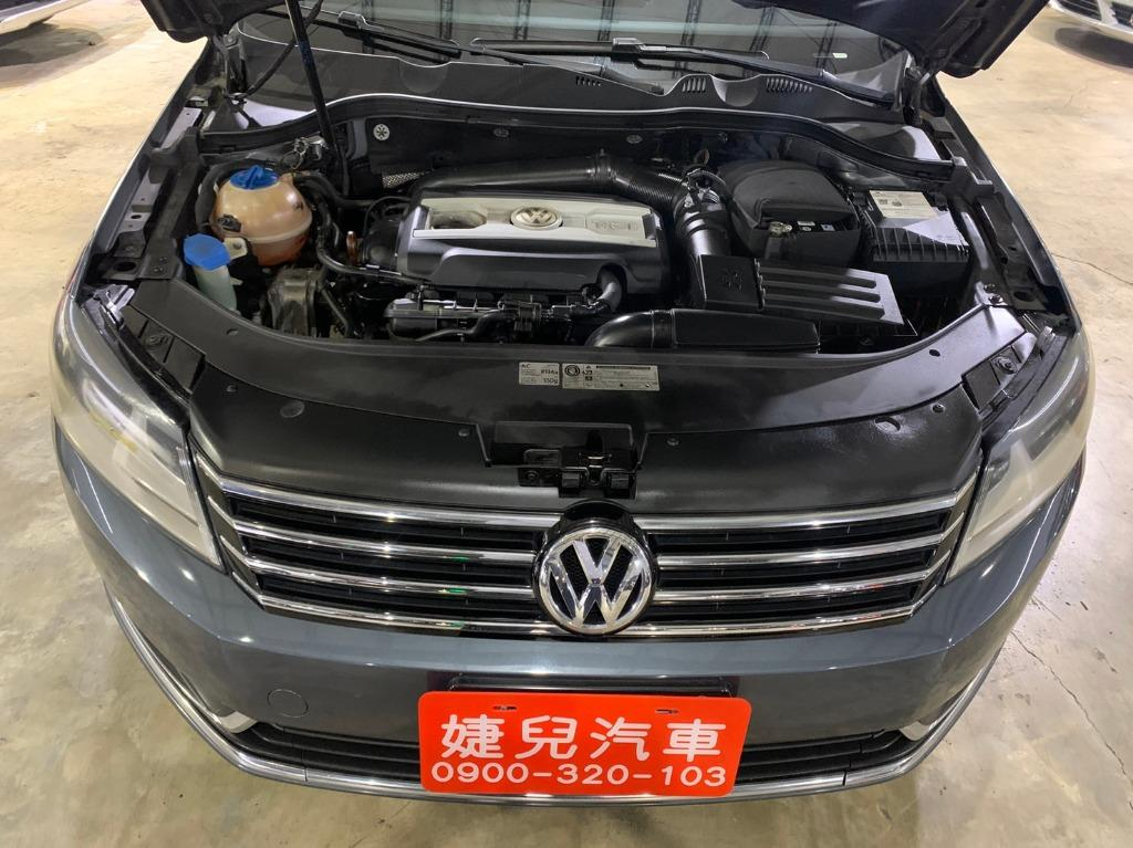 正2012年出廠 總代理一手車 Volkswagen/福斯 Passat 1.8T SI