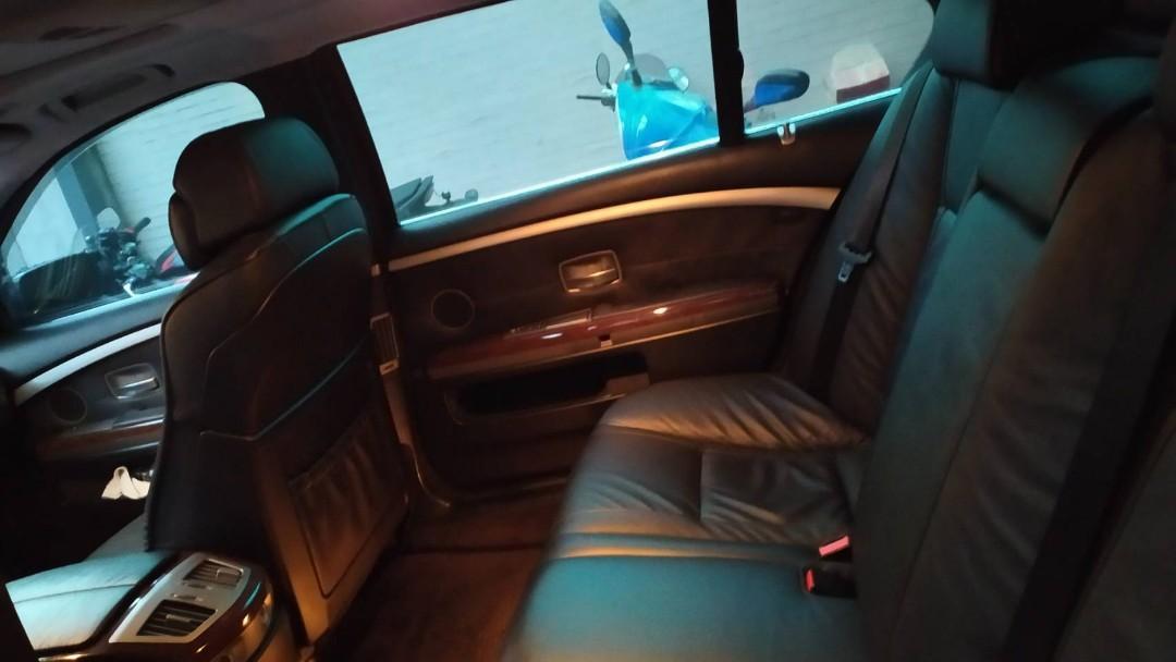 #2019出清 自用二手車 BMW 730 LI SEDAM (2005)