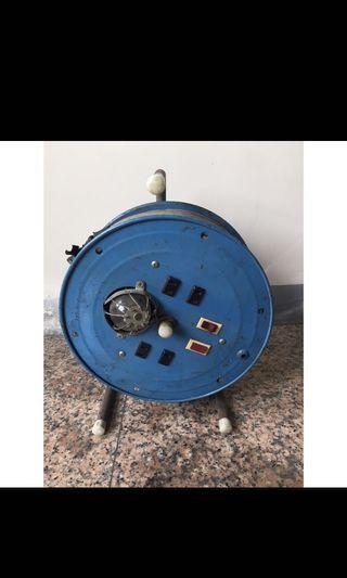 輪座式電源線組 輪座延長線 動力線 捲揚器 100尺