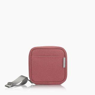 BLANC MacBook電源收納袋-大地紅