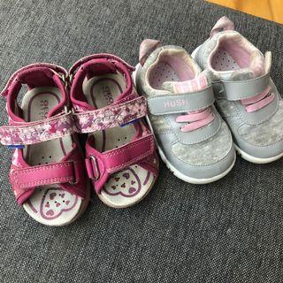 Gexo透氣涼鞋