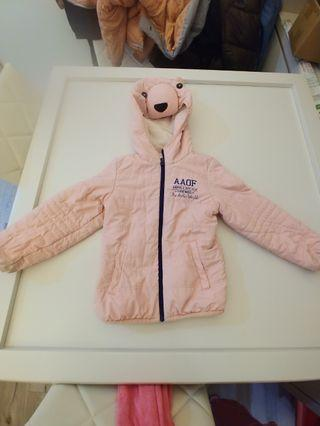 女童110公分外套